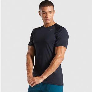 Gymshark Veer T-shirt Black Reflective (XL)